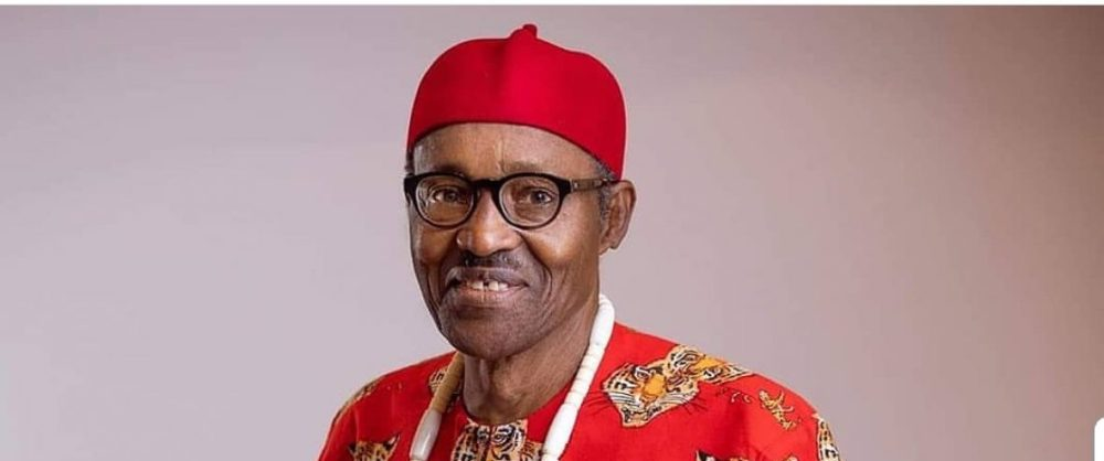 Buhari declares love for Igbos-odebalanelsonsblog